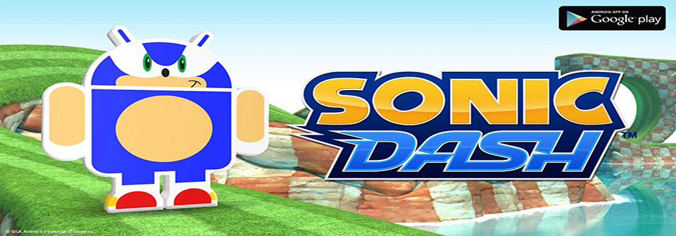 Sonic-Dash-Androdi-Game