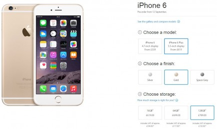 Apple-iPhone-6-Plus-pricing-in-UK