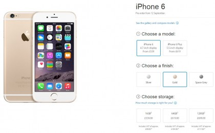 Apple-iPhone-6-pricing-in-UK