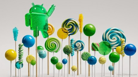 Android Kade - Android 5.0 Lolipop
