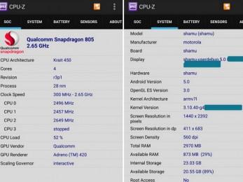 Android Kade - Nexus 6