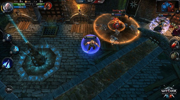 The-Witcher-Battle-Arena-MOBA-for-Android-Closed-Beta-Announced-455937-4