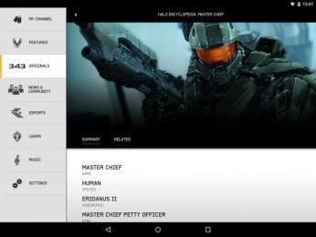 Halo Channel آماده ی دانلود از Play Store