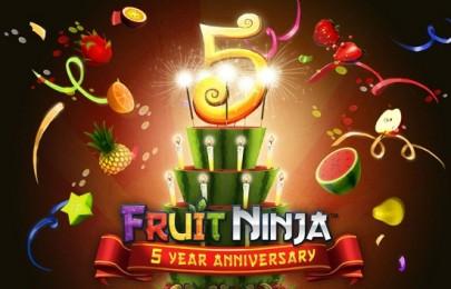 آپدیت جدید و بزرگ Fruit Ninja هم اکنون در دسترس