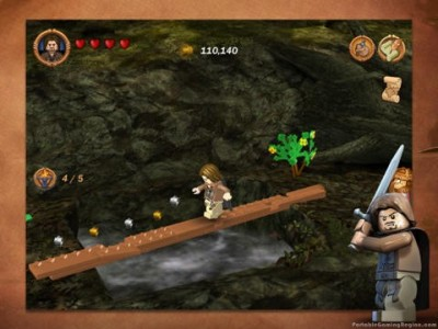 LEGO®-The-Lord-of-the-Rings™-iPad-Air-Aragorn-Screenshot-Gameplay