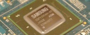 Samsung-processor-chip