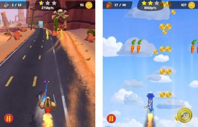 looney tunes dash guide screens 3 405x260 - ۶ بازی برتر در سبک دویدن و ثبت رکورد برای اندروید ( سال ۲۰۱۶)