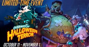 Overwatch Halloween Terror 2017